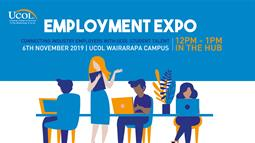 UCOL Employment Expo - Wairarapa Campus