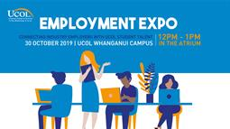 UCOL Employment Expo - Whanganui Campus