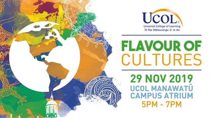 Flavour of Cultures Event