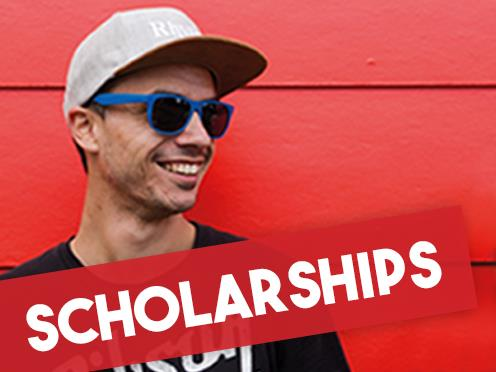 Find out about available scholarships