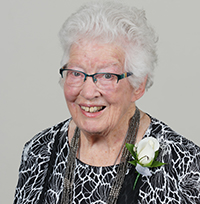 UCOL Honorary Fellow Professor Emeritus Nancy (Nan) Kinross