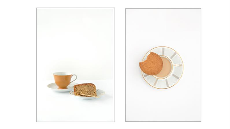 Tea - second year creative student Ori Bismark